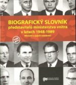 Biografický slovník představitelů ministerstva vnitra v letech 1948-1989.