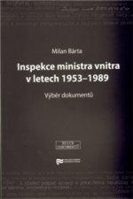 Inspekce ministra vnitra v letech 1953–1989