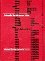 Frekvenční slovník mluvené češtiny