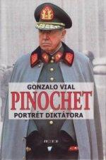 PINOCHET PORTRÉT DIKTÁTORA