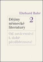 Dějiny německé literatury 2.