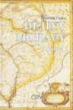Dějiny Moravy v datech