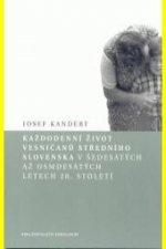 Každodenní život vesničanů středního Slovenska v 60. až 80. letech 20. století