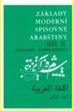ZÁKLADY MODERNÍ SPISOVNÉ ARABŠTINY II.DÍL