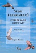Sedm experimentů, které by mohly změnit svět