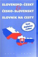 SLOVENSKO-ČESKÝ  ČESKO-SLOVENSKÝ SLOVNÍK NA CESTY