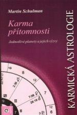 Karmická astrologie 4