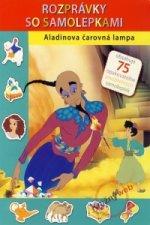 Aladinova čarovná lampa - Rozprávky so samolepkami