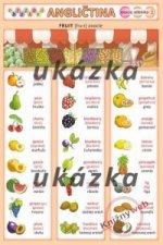 Obrázková angličtina 2 - ovocie, zelenina