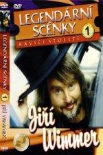 Legendární scénky - DVD