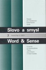 Slovo a smysl 7 / Word & Sense