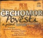 CD-Čechomor hraje a zpívá