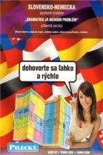Jazyková mapa: slovensko-německá - obecná