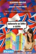 Jazyková mapa: slovensko-anglická - obecná