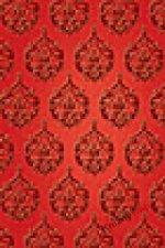 Zápisník - H - Red Flower