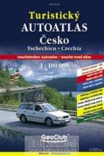 Česko - turistický atlas 1:100T