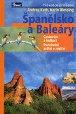 Španělsko a Baleáry – průvodce přírodou