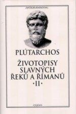 Životopisy slavných Řeků a Římanů II.