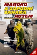 Maroko a západní Sahara autem