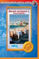 Řecké ostrovy I. - Severní Kyklady - Nejkrásnější místa světa - DVD