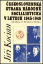 Československá strana národně socialistická v letech 1945-1948