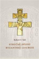 Stručné dějiny byzantské liturgie