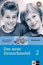 Das neue Deutschmobil 2 - pracovní sešit