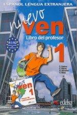 Ven nuevo 1 Příručka učitele + CD