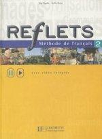 Reflets 2, učebnice