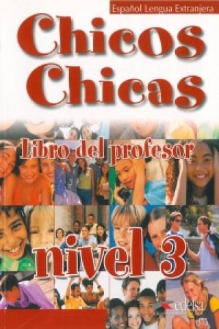 Chicos Chicas 3 Příručka učitele