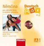 Deutsch mit Max A1/ díl 2 CD /2 ks/