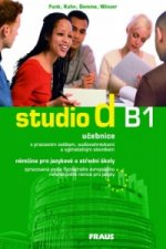 studio d B1 UČ + CD
