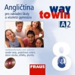 Angličtina 8 pro ZŠ a VG Way to Win CD /2ks/ - pro učitele