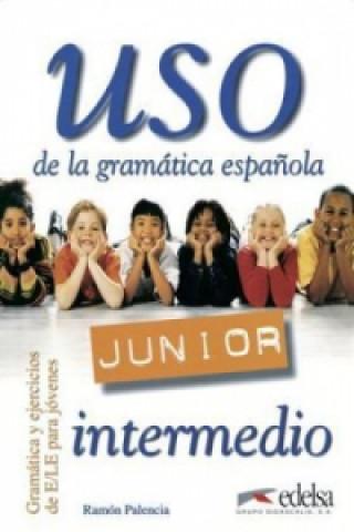 Uso de la gramatica espanola Junior, Intermedio