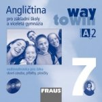 Angličtina 7 pro ZŠ a VG Way to Win CD /1ks/ - pro žáka