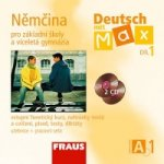 Deutsch mit Max A1/ díl 1 CD /2 ks/