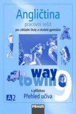 Angličtina 9 Way to Win Pracovní sešit