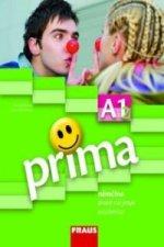 Prima A1/díl 2 Němčina jako druhý cizí jazyk učebnice