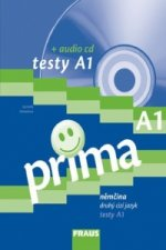 Prima A1/díl 1 testy + audio cd