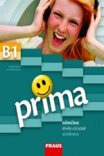 Prima B1 Němčina jako druhý cizí jazyk učebnice