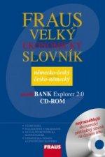 Velký ekonomický slovník německo-český česko-německý