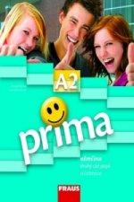Prima A2/díl 1 Němčina jako druhý cizí jazyk učebnice
