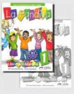 La Pandilla 1 Učebnice + pracovní sešit