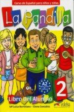 La Pandilla 2 Učebnice + pracovní sešit