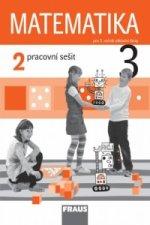Matematika 3/2. díl Pracovní sešit s přílohou Přehled učiva