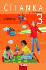 Čítanka 3 pro ZŠ učebnice