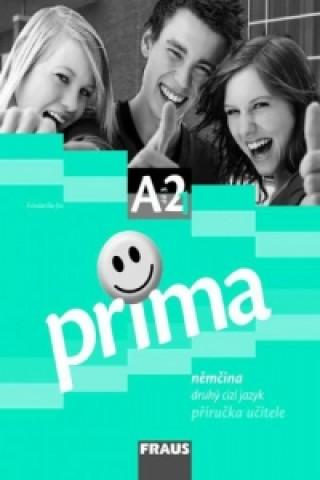 Prima A2/díl 3 Příručka učitele