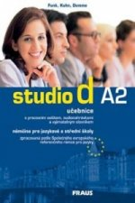 studio d A2 UČ + CD
