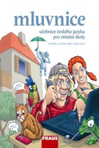 Mluvnice Učebnice českého jazyka pro střední školy