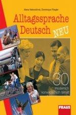 Alltagssprache Deutsch Neu UČ